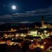 Blue moon night