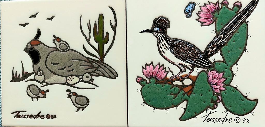 My Bird Tiles by harbie