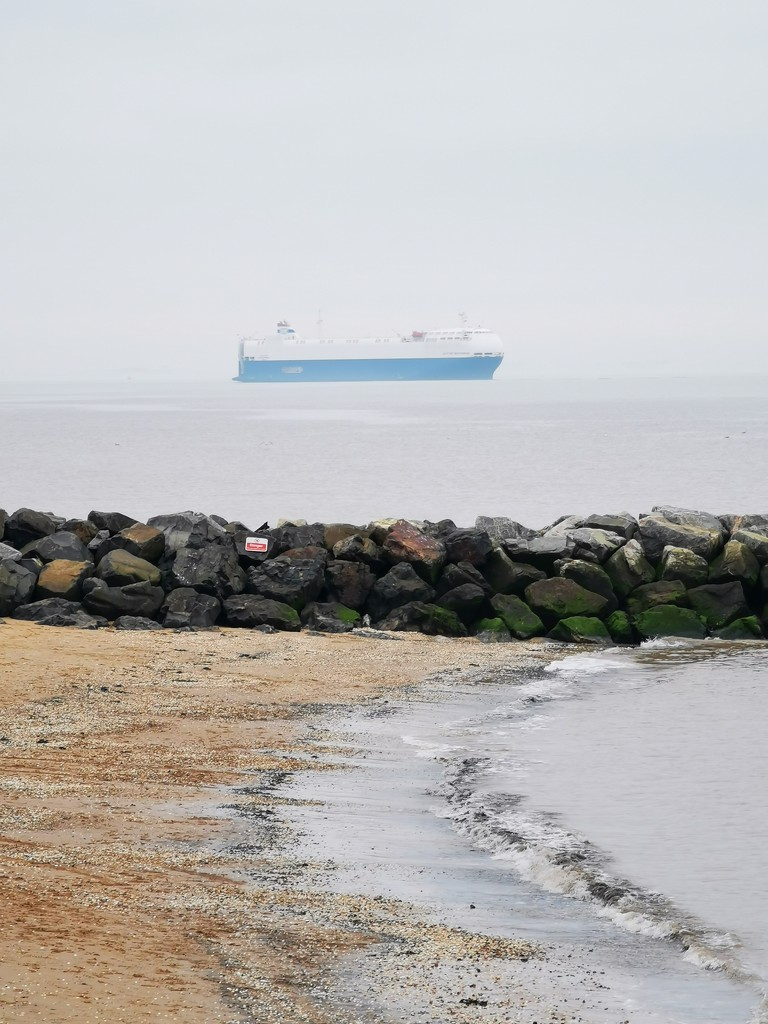 I see a ship...  by plainjaneandnononsense