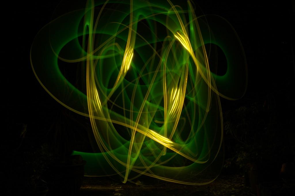 Light painting............ by ziggy77