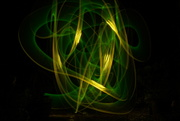 9th Nov 2020 - Light painting............