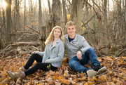 7th Nov 2020 - Alec and Tessa - Sibling shoot