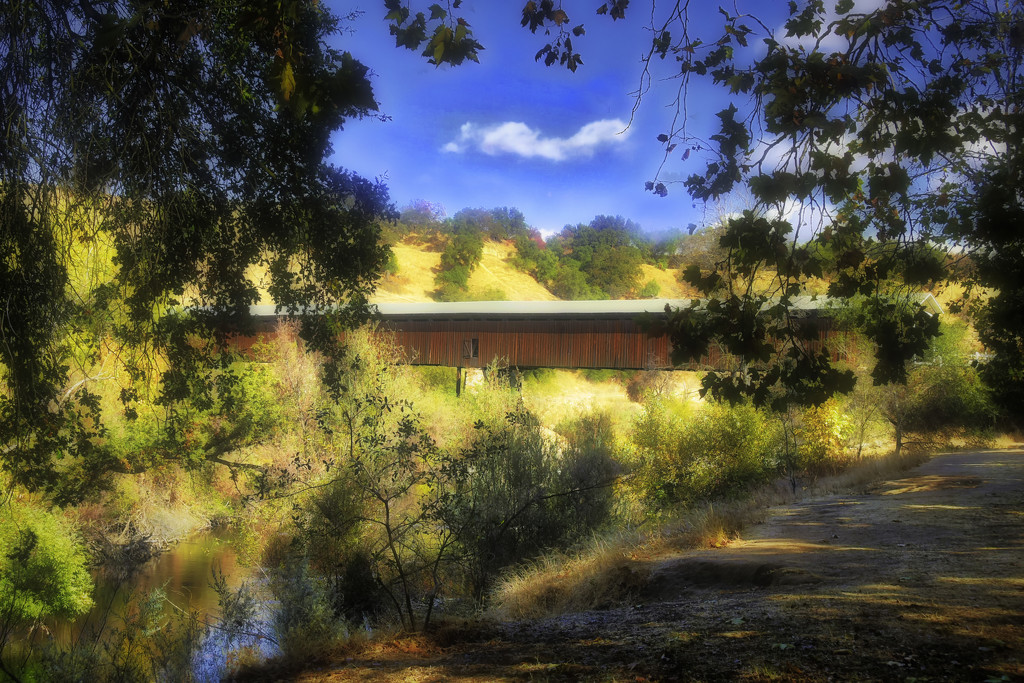Covered Bridge by joysfocus