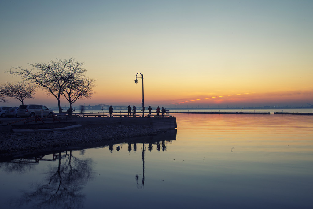 Sunrise in LaSalle Park Photoshoot by pdulis