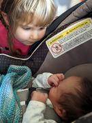 10th Oct 2020 - Siblings meet