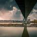 Bridge over Fraser River by cdcook48