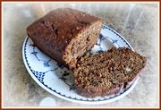 12th Nov 2020 - Date and Walnut Loaf