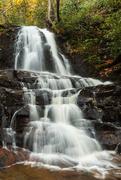 12th Nov 2020 - Smoky Mountain Waterfall