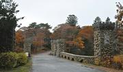 12th Nov 2020 - Entrance bridge......