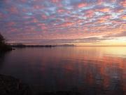 10th Nov 2020 - Sunrise at the lake