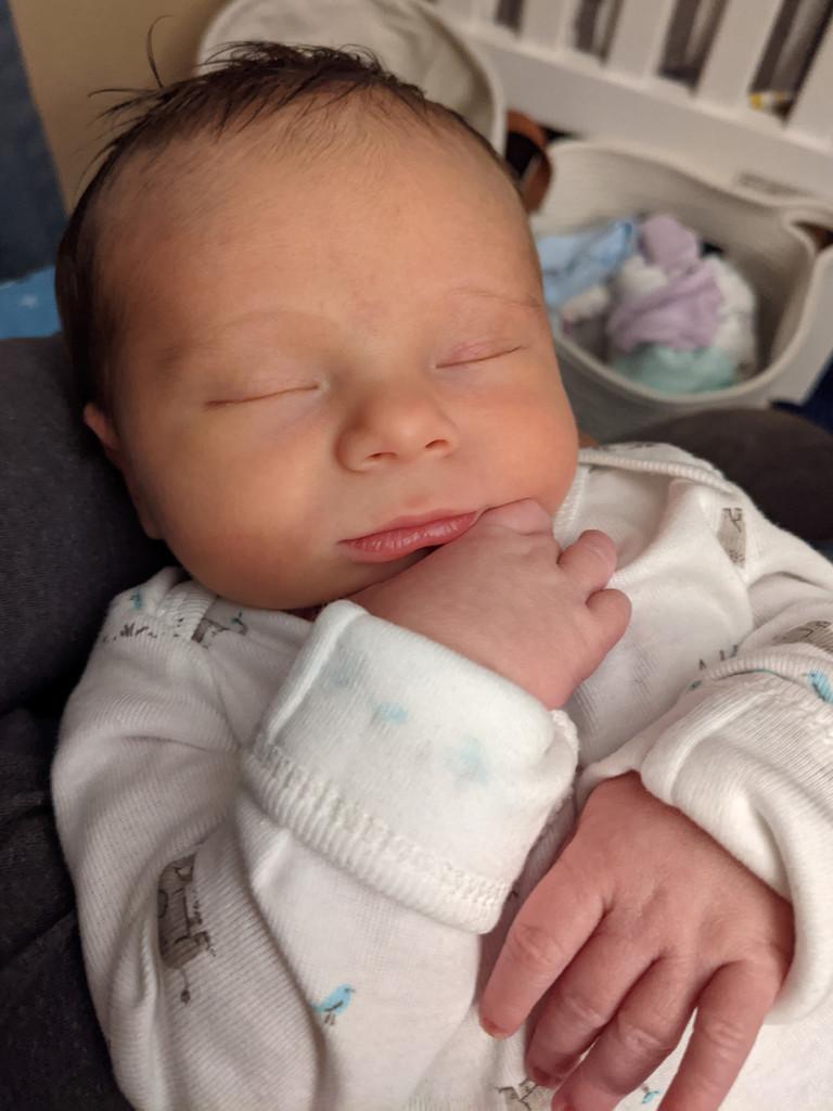 Sleeping baby… by rhoing