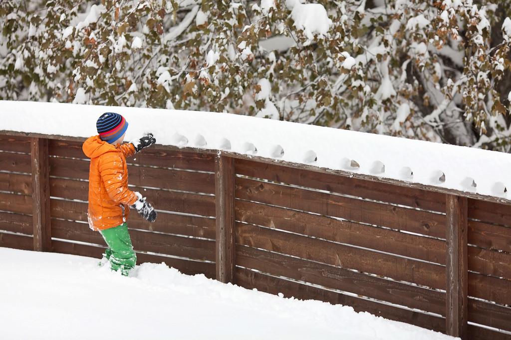 Snow day by kiwichick