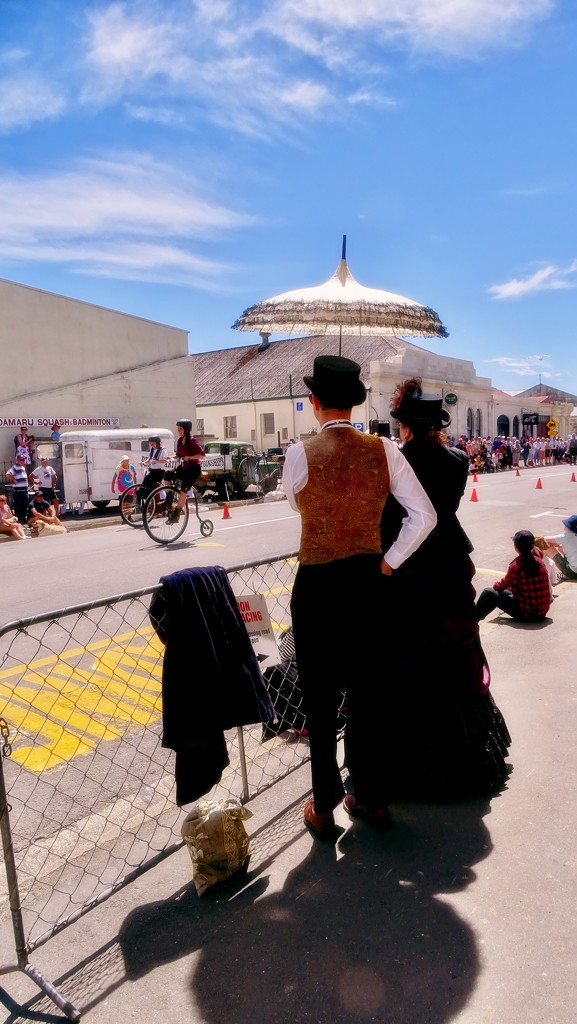 Penny Farthing Races by maggiemae