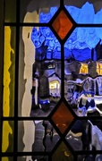 14th Nov 2020 - Late afternoon through the stained glass
