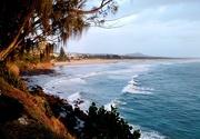 15th Nov 2020 - Coolum Beach at sunrise