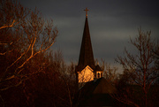 14th Nov 2020 - Here is the Steeple