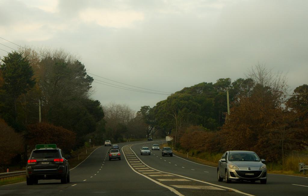 Roads Taken-21 by annied