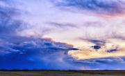 13th Nov 2020 - evening clouds