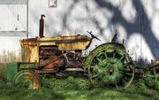 16th Nov 2020 - Tractor