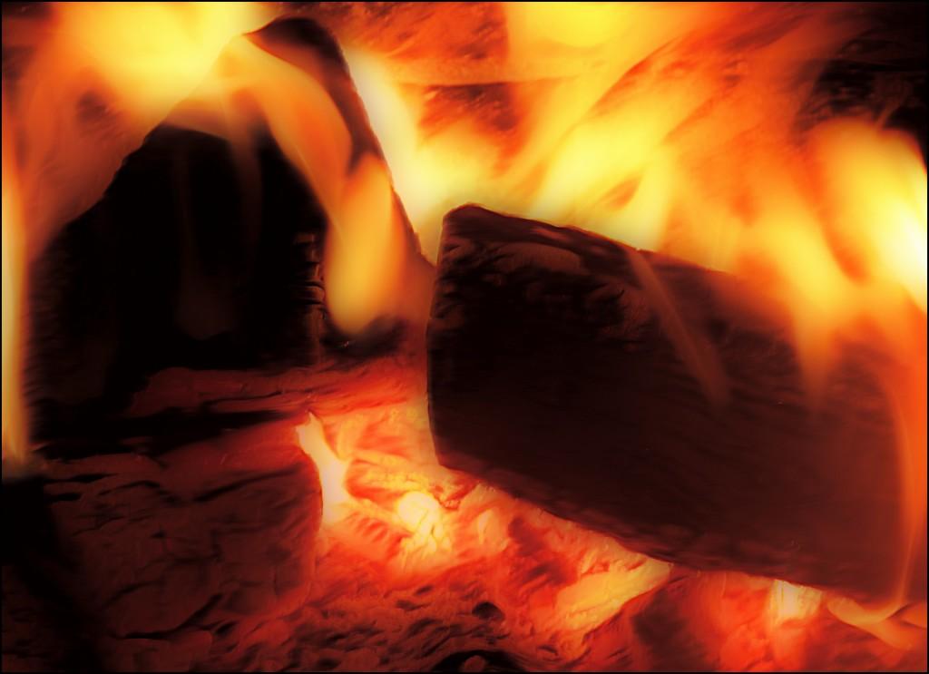 Fire by olivetreeann