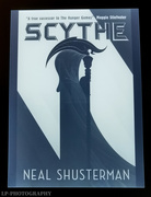 16th Nov 2020 - Scythe Faraday