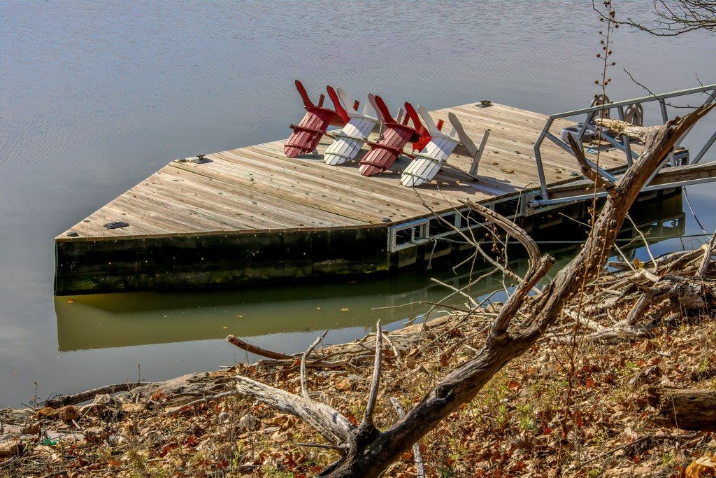 Boat Dock  by samae