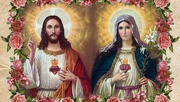4th Nov 2020 - Sacred Hearts of Jesus and His Blessed Mother Mary