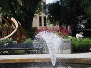 18th Nov 2020 - Water fountain