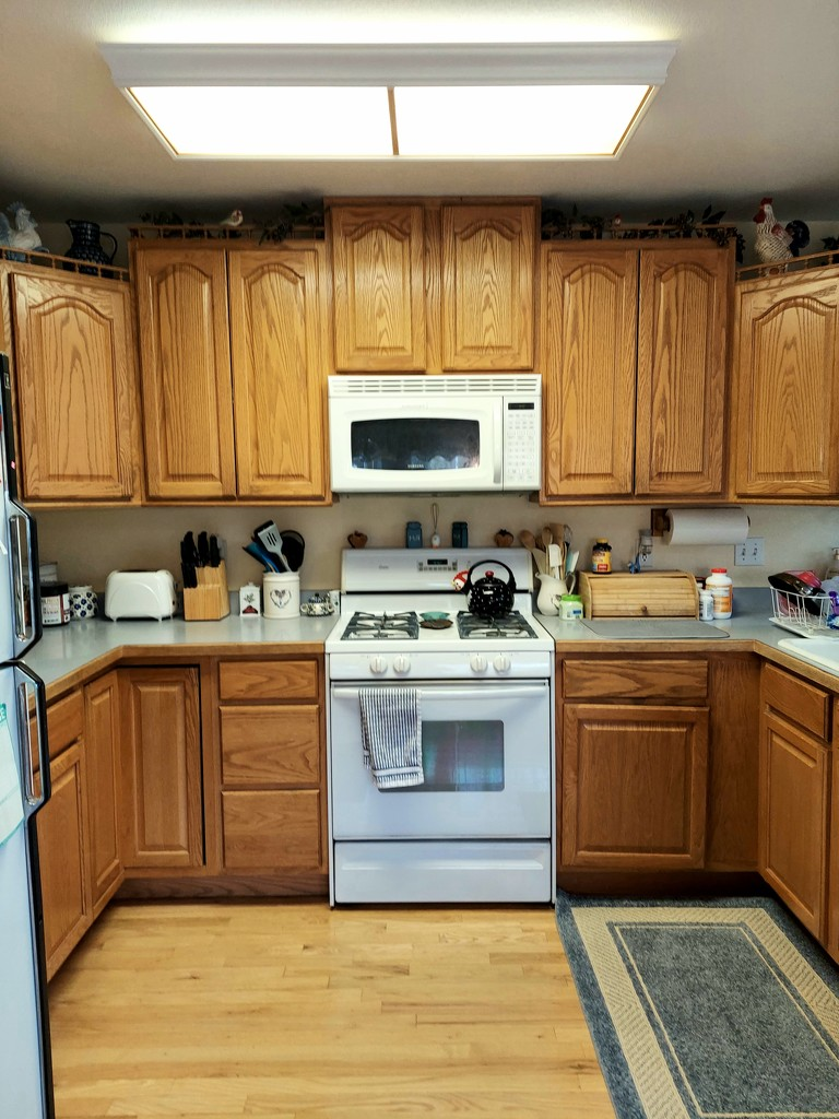 Kitchen Remodel by harbie