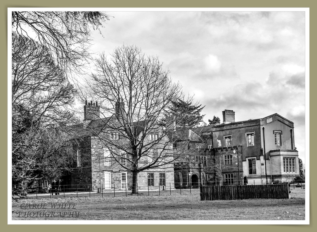 Delapre Abbey,Northampton by carolmw