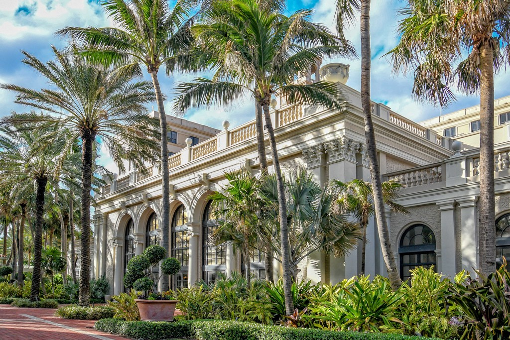 Breakers Hotel Palm Beach by danette