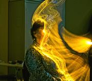 15th Nov 2020 - Moving lights