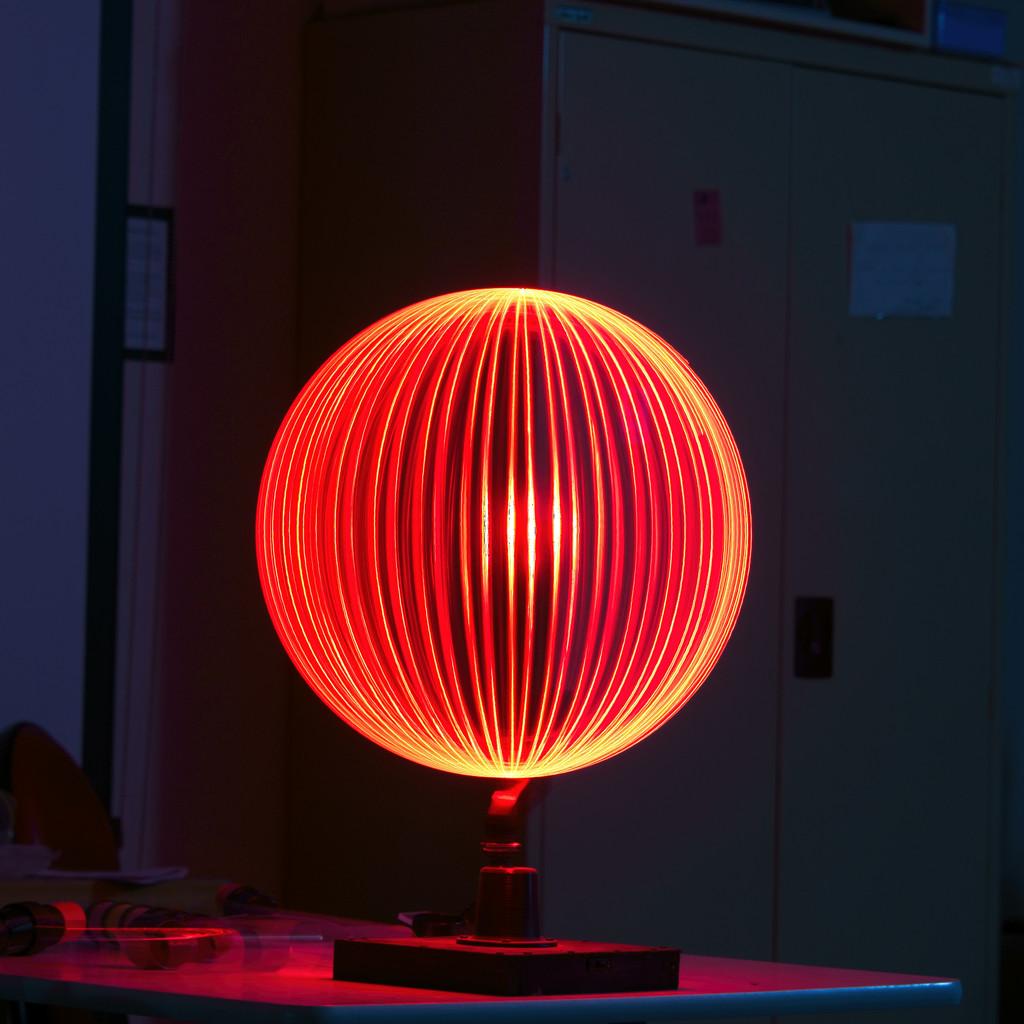 Globe light effect  by fr1da