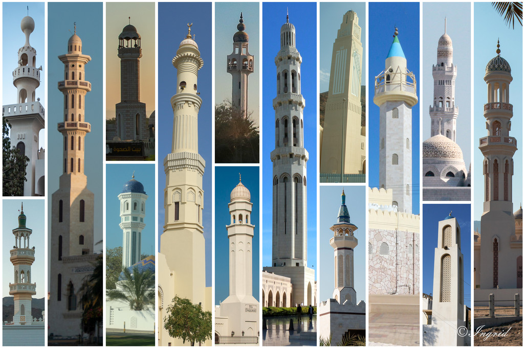 15 minarets by ingrid01