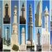 15 minarets