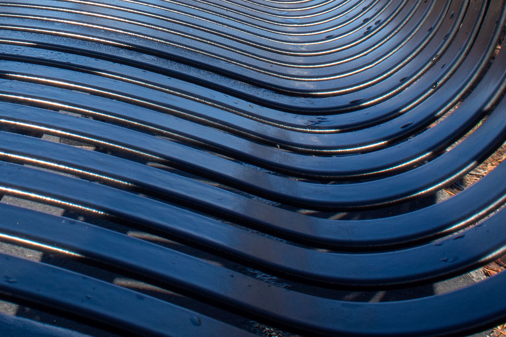 Bench Abstract by tdaug80