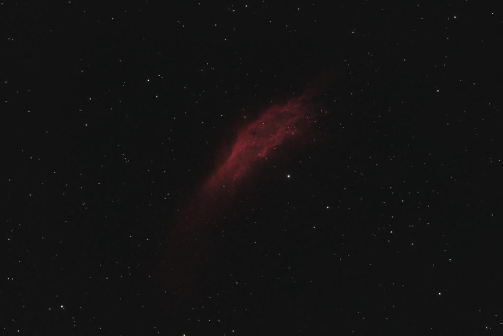 NGC 1499 - California Nebula by humphreyhippo