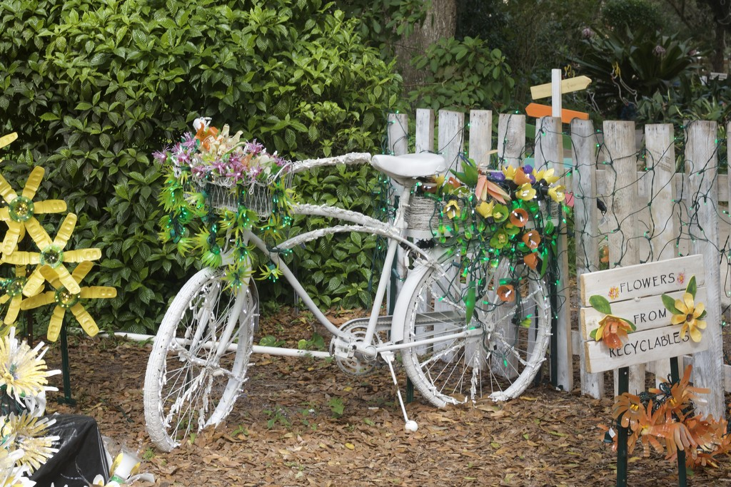 Bicycles have many purposes  by joesweet