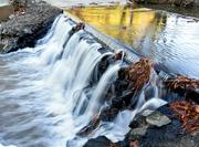 19th Nov 2020 - Silky waterfall