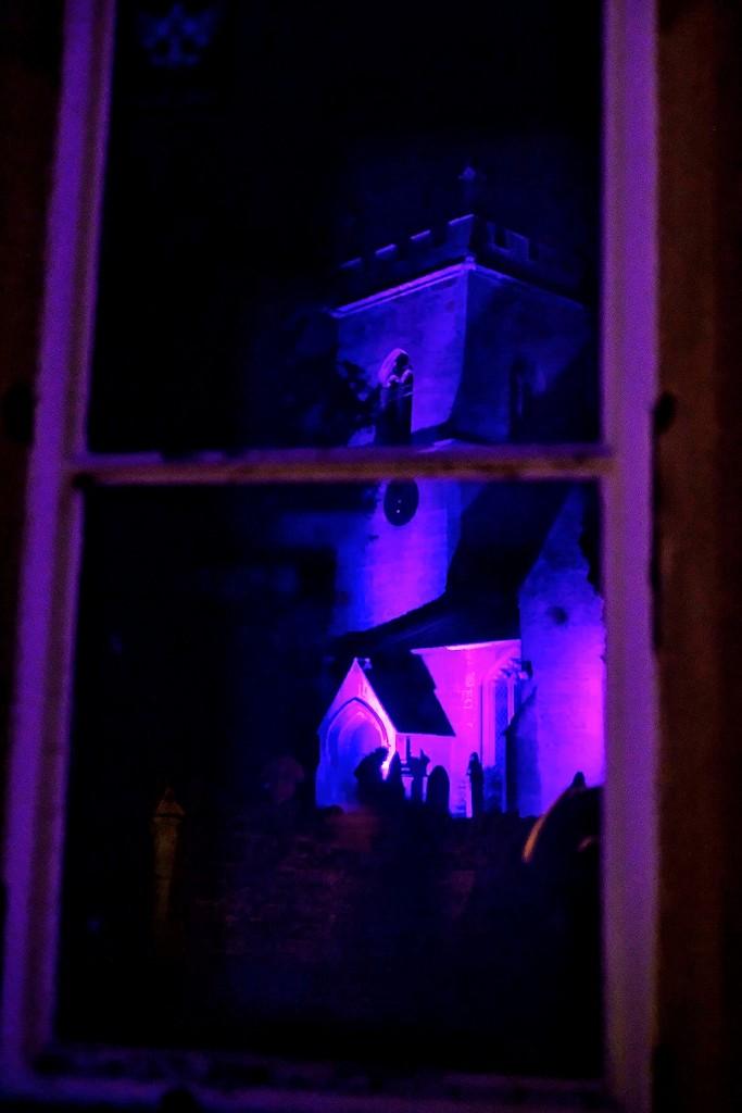 Bretforton turns purple  by photopedlar
