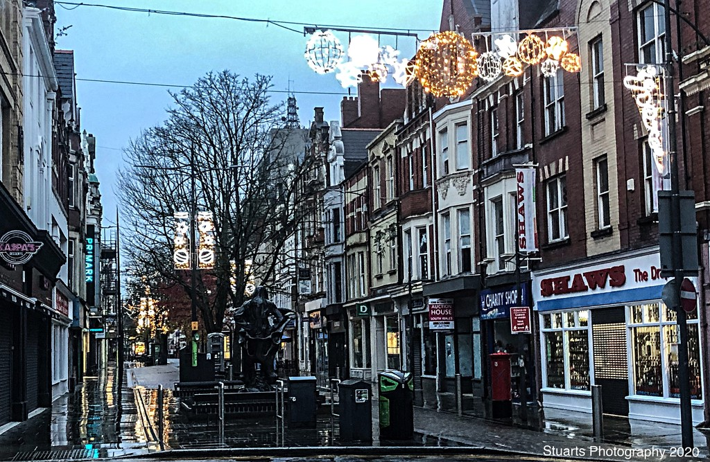 Newports lights by stuart46