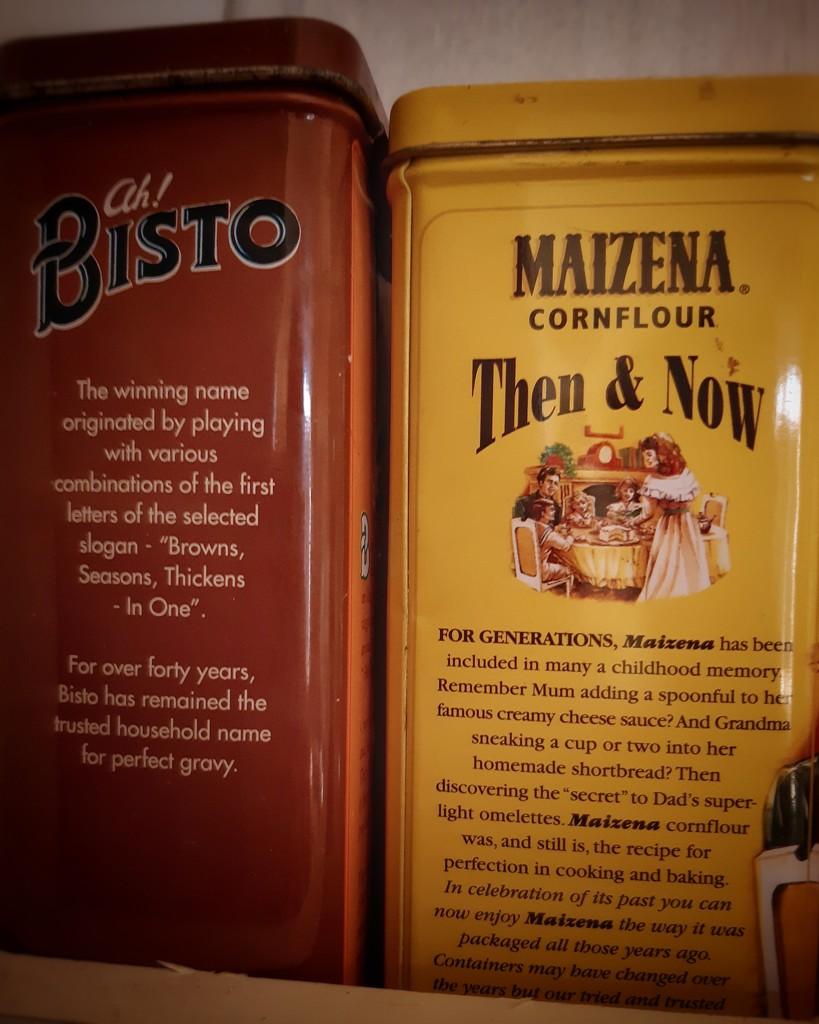 Cupboard staples  by salza