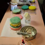 20th Nov 2020 - Cake Making - V