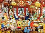 20th Nov 2020 - Another 1000 piece puzzle finished.