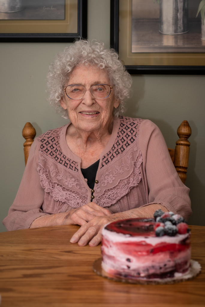 mom's 97th birthday by jackies365