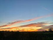 21st Nov 2020 - Nice sky.
