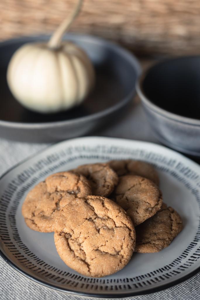 molasses cookies by jackies365