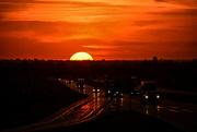 18th Nov 2020 - I-35 Sunset