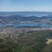 Hobart-Panoramic view
