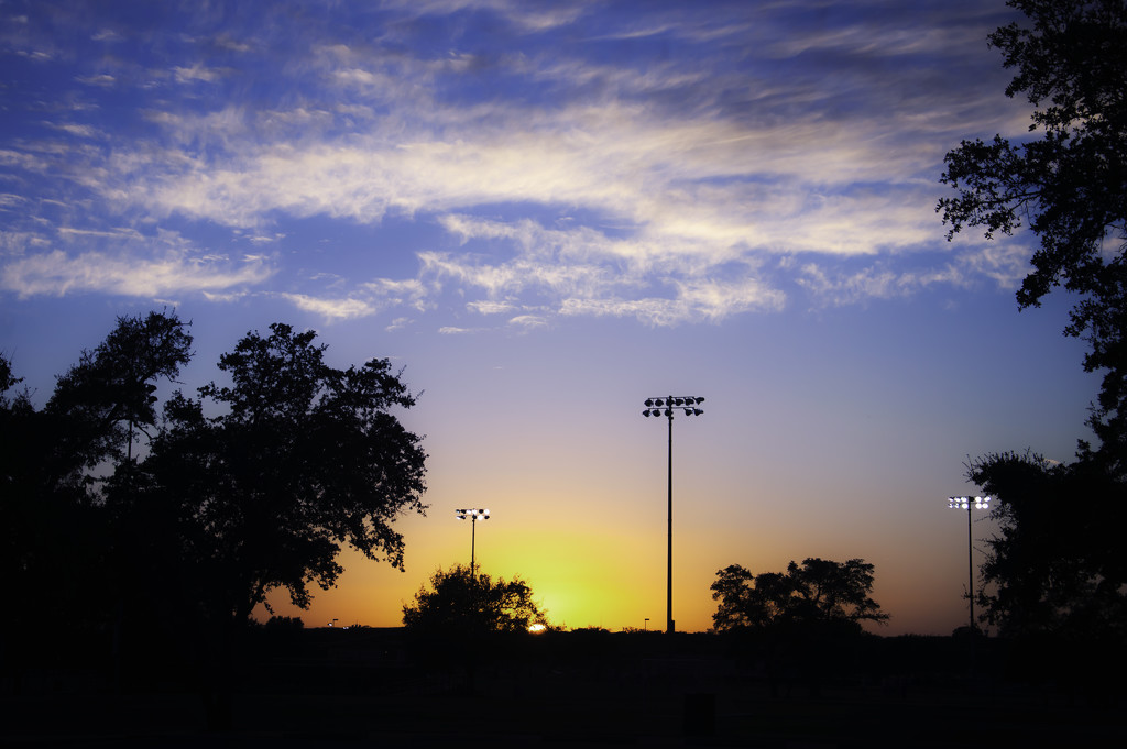 039 - Friday Night Lights by emrob